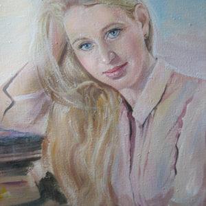 Евгения Хижова (фрагмент)