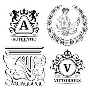 monogram-logo-templates-luxury-letters-vector-143418913